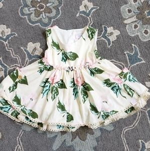 SweetHoney magnolia baby dress